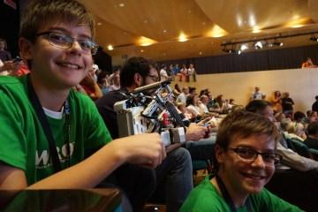 Worl Robotics Olympiad - Twinstormers