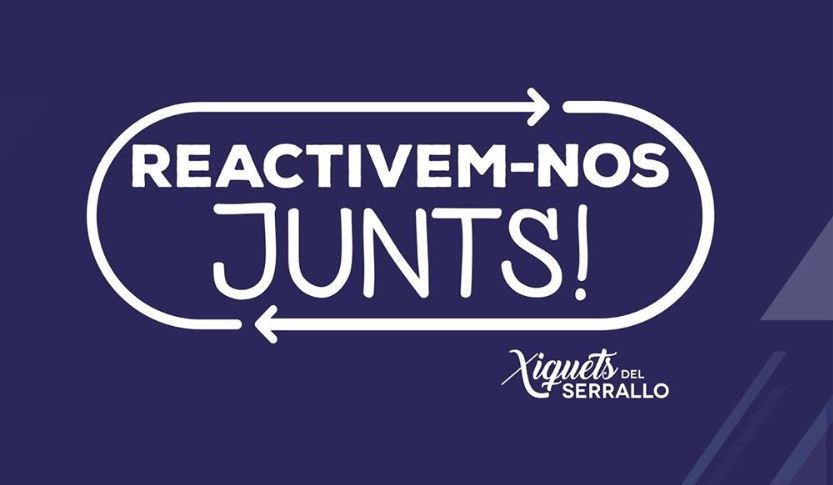 Els Xiquets del Serrallo impulsen una campanya per reactivar el petit comerç