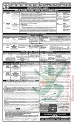 inspector of Mines, Punjab Mines and Minerals Department Jobs 2020