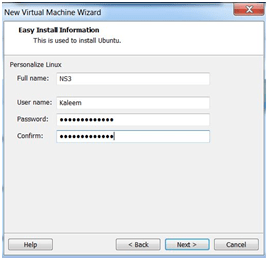 image 3 Install NS3 and VMware in Windows 7 and 10.