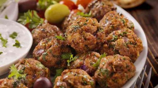 وصفات متنوعة من المطبخ اليوناني