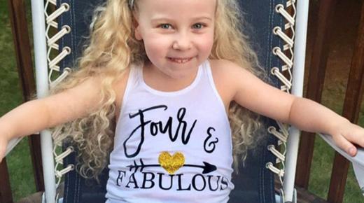 أزياء بنات عمر 4 سنوات 2019 صور فساتين بنات بعمر أربعة أعوام