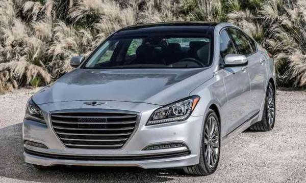 مواصفات وأسعار سيارة جينيسيس G80 2019