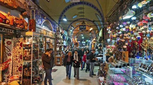 أشهر مراكز التسوق في اسطنبول