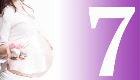 ما هى جميع أعراض الحمل فى الشهر السابع كاملة بالتفصيل؟