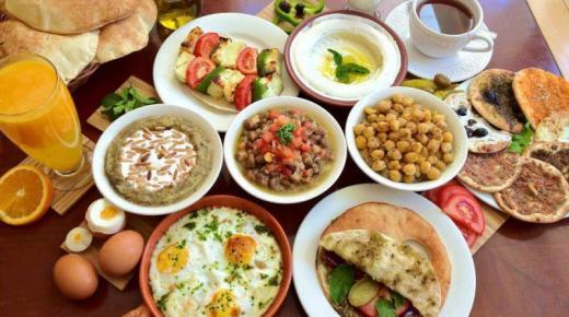 أفضل أماكن تناول الإفطار فى رمضان