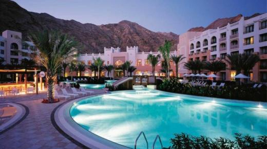 أفضل الفنادق فى عمان