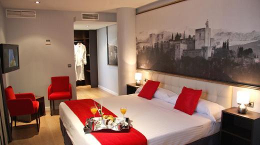 أفضل الفنادق فى غرناطة