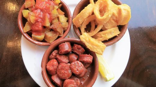 أفضل المطاعم فى برشلونة