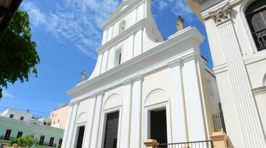 أقدم الكنائس في أمريكا