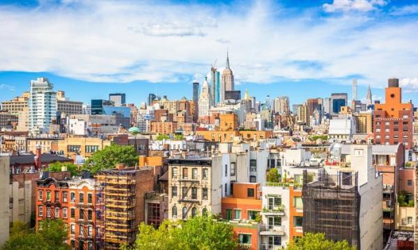 أكبر المدن في أمريكا
