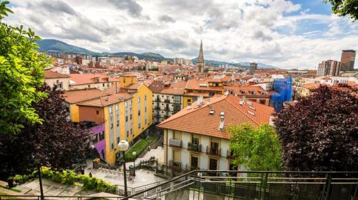 أكبر المدن في إسبانيا