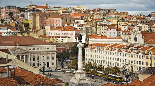 أكبر المدن في البرتغال