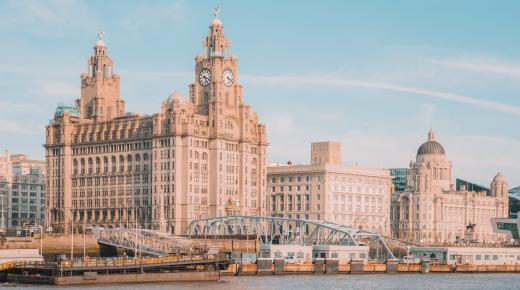 أكبر المدن في المملكة المتحدة
