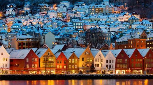 أكبر المدن في النرويج