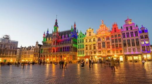 أكبر المدن في بلجيكا