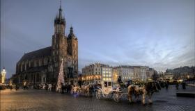 أكبر المدن في بولندا