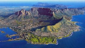 أكبر المدن في جنوب إفريقيا