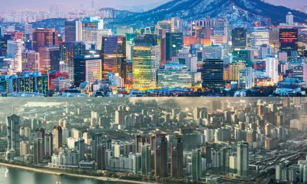 أكبر المدن في كوريا الشمالية
