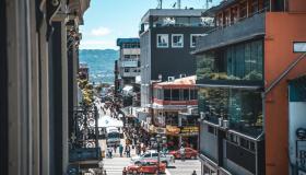أكبر المدن في كوستاريكا