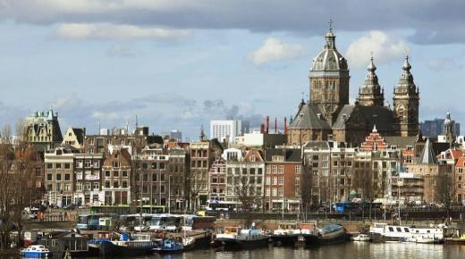 أكبر المدن في هولندا