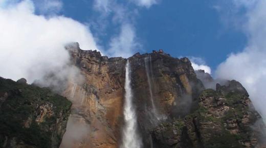أكبر شلال فى العالم