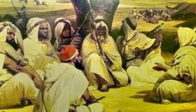 أنواع النثر في العصر الجاهلي
