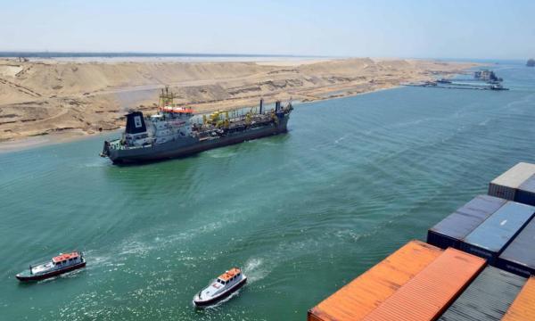 أهمية قناة السويس للاقتصاد المصري