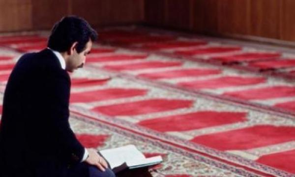 طريقة جمع الصلاة