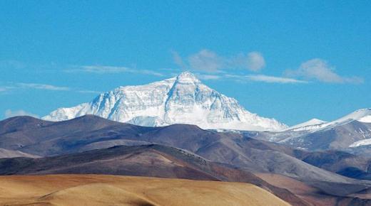 أهم المعلومات عن تكوين الجبال