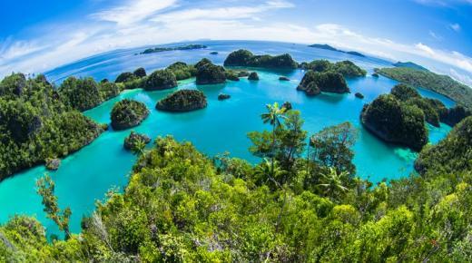 أهم المعلومات عن جزر إندونيسيا