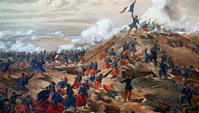 أهم المعلومات عن حرب القرم