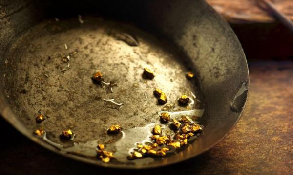 أهم المعلومات عن استخراج الذهب