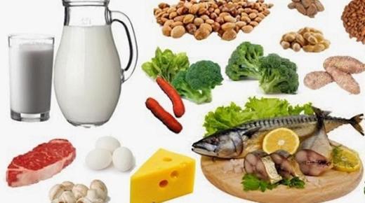 ما هي الأطعمة التي تزيد الطول؟