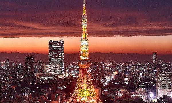 الأماكن السياحية فى طوكيو