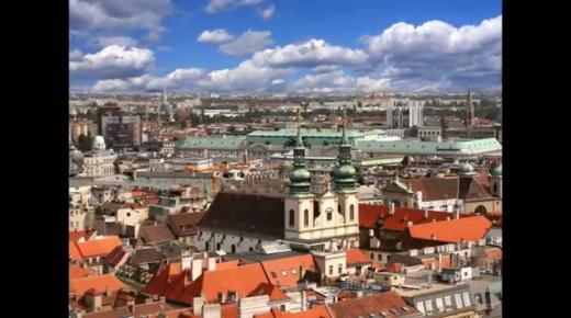 الأماكن السياحية فى فيينا