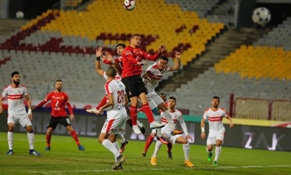 موعد مباراة الأهلي والزمالك في قمة الدوري المصري 2019-2020