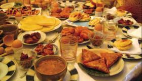 وصفات الاكلات الخفيفة في رمضان