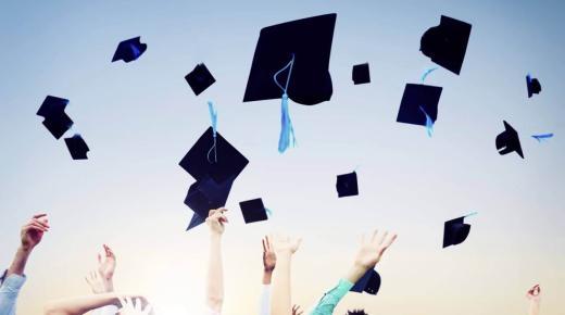 تفسير حلم رؤية التخرج في المنام