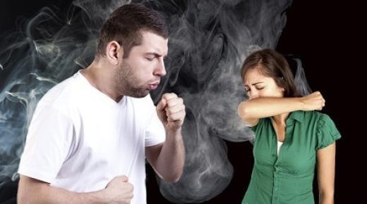أضرار التدخين السلبى على غير المدخنين (الأطفال، الحامل، وشريك الحياة)