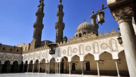 افتتاح الجامع الأزهر في شهر رمضان