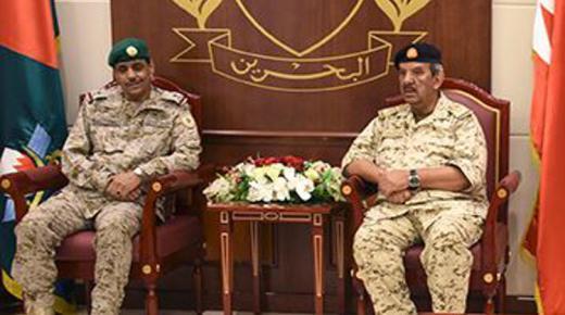 ترتيب الجيش البحريني 2020 على مستوى العالم