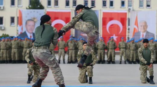 ترتيب الجيش التركي 2020 على مستوى العالم