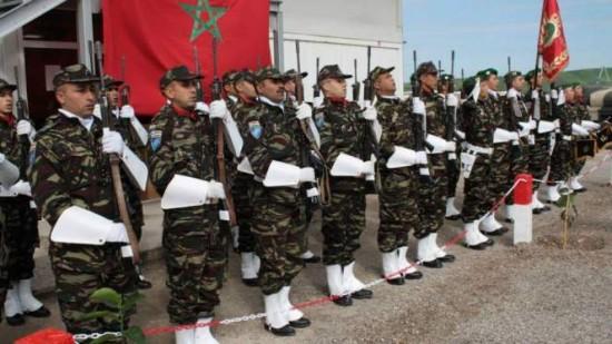 الجيش المغربي 2020