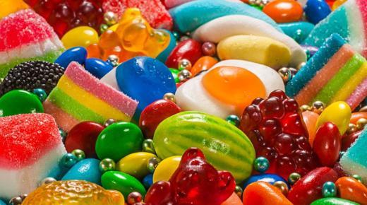 تفسير حلم رؤية الحلوى فى المنام