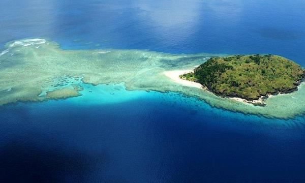 الدول الجزرية في المحيط الهادئ