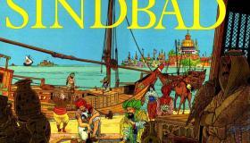 قصة السندباد البحري مغامرات وادي الأفاعي