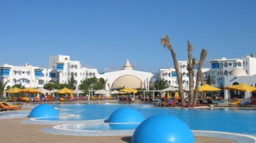 السياحة فى الحمامات التونسية