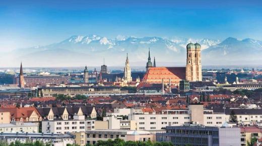 السياحة فى ميونخ