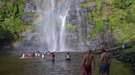 السياحة فى غانا